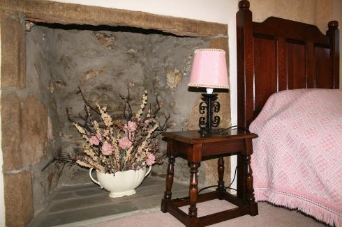 Leslie Castle guesthouse b&b double room