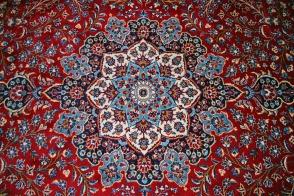 Withdrawing Room Persian Rug